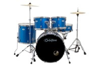 Orbitone 5 Piece Complete Drum Sets